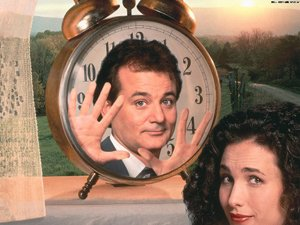 Image of Scene From Groundhog Day Movie